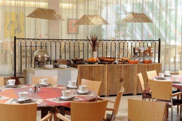 Best Western Hôtel Atrium *** Petit déjeuner