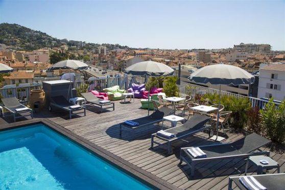 Salle séminaire  - Best Western Cannes Riviera Hotel ****