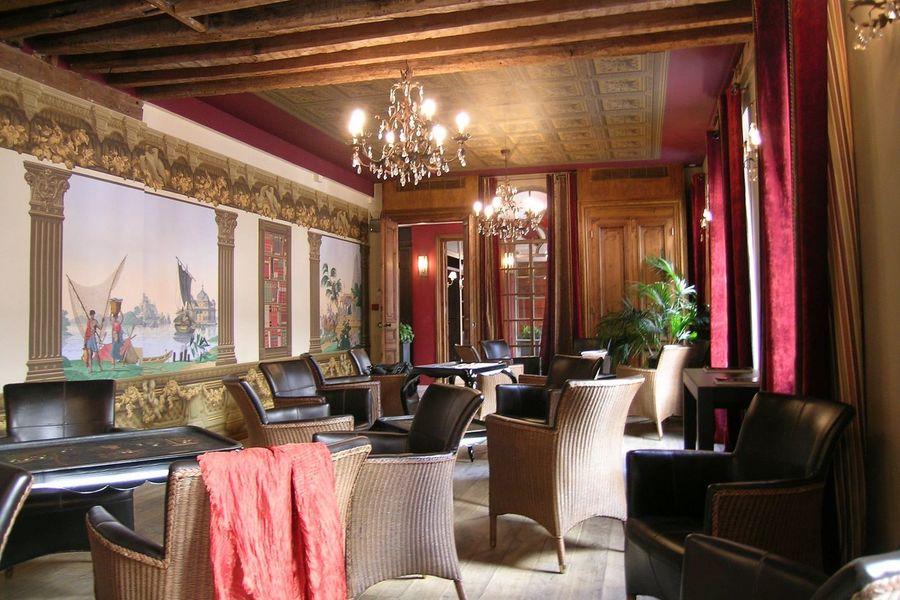 Hôtel Relais Monceau **** Salon Zuber