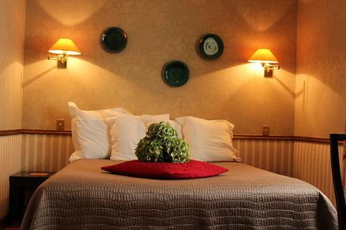Hôtel Relais Monceau **** Chambre