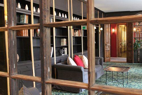 Hôtel Relais Monceau **** Vue intérieur
