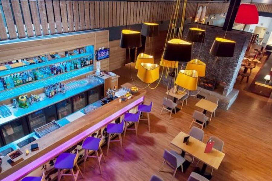 Marmotel & Spa *** Bar