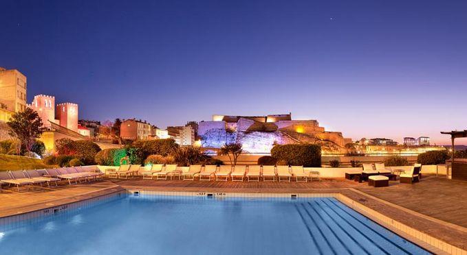 Salle séminaire  - Radisson Blu Hôtel Marseille Vieux Port ****
