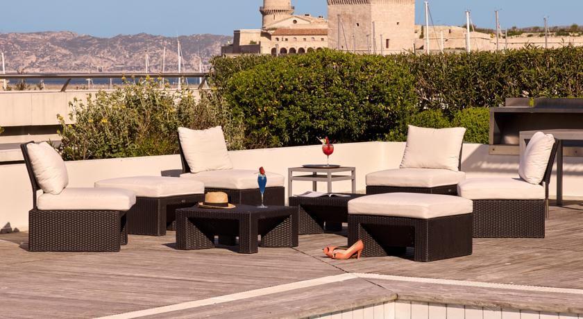Radisson Blu Marseille Vieux Port **** 6