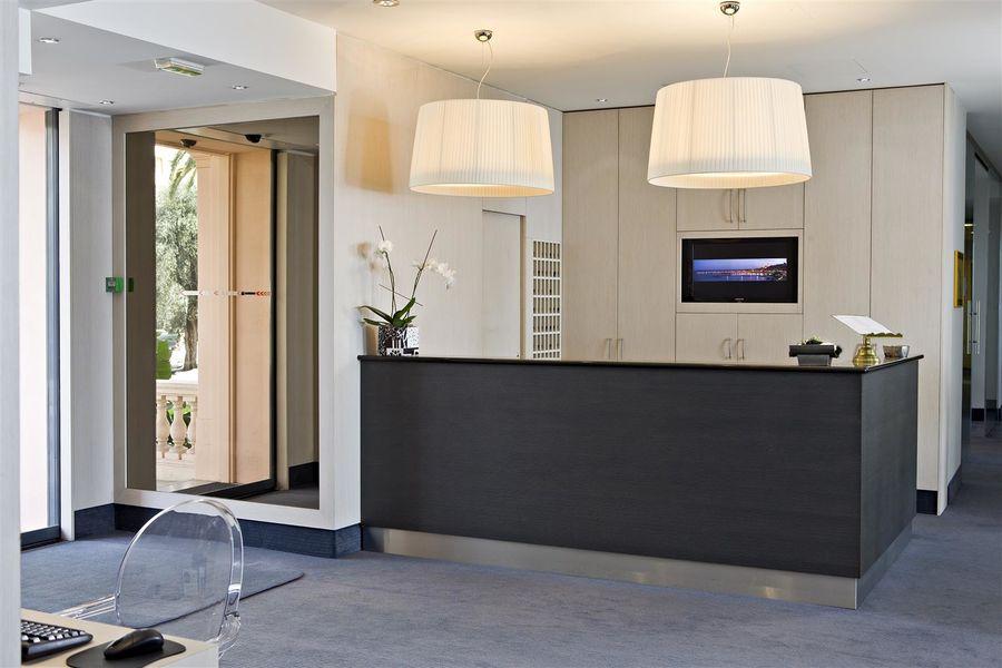 Best Western Hôtel Prince de Galles **** 4