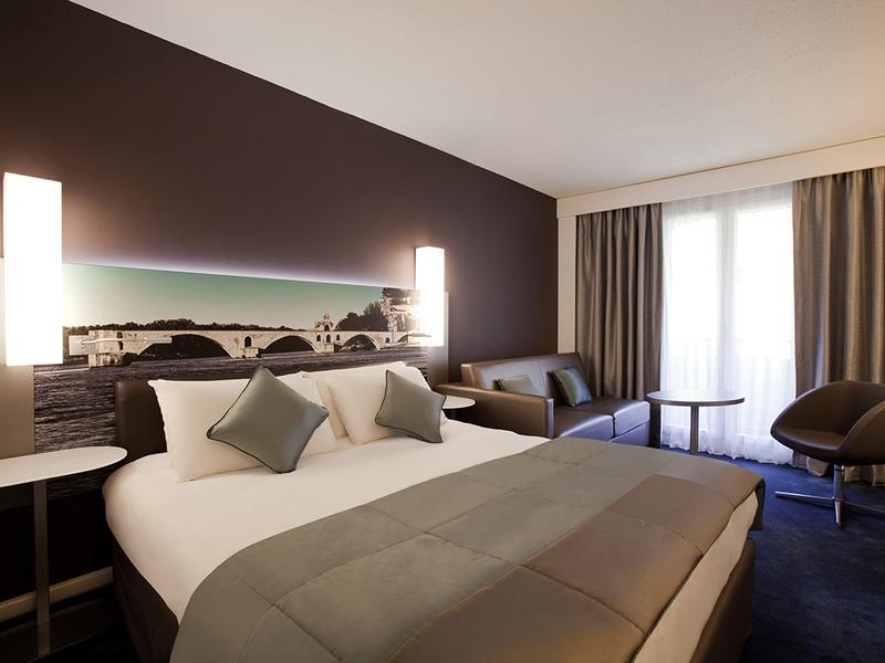 Mercure Pont d'Avignon Centre Hotel **** 11