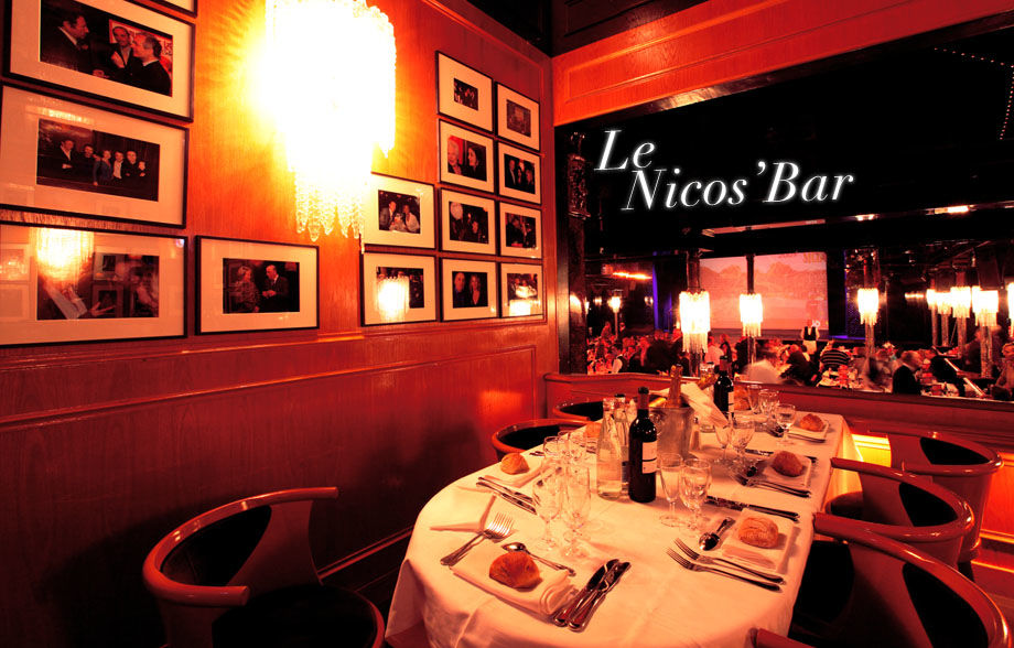 Le Paradis Latin Nico's Bar Lounge