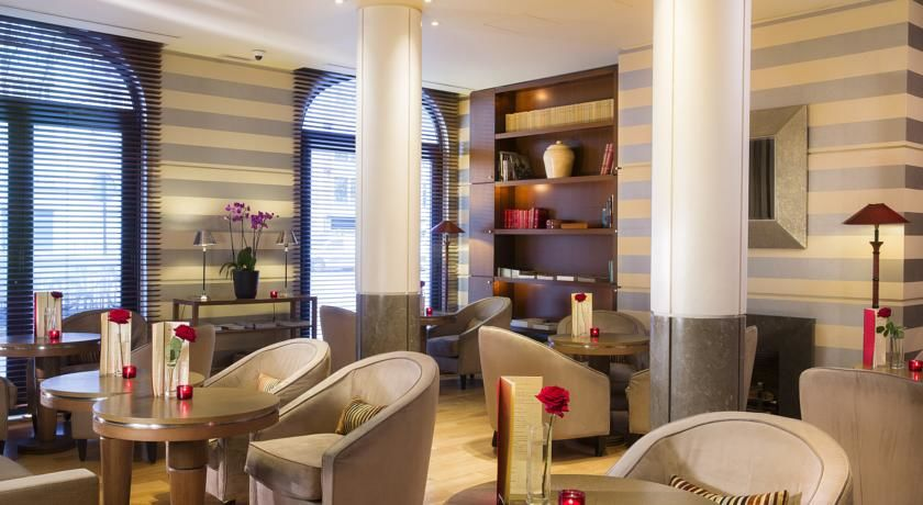 Radisson Blu Hotel Champs Elysees **** 8