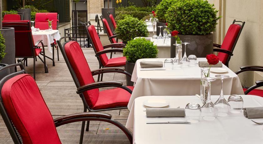 Radisson Blu Hotel Champs Elysees **** 20