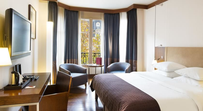 Radisson Blu Hotel Champs Elysees **** 34