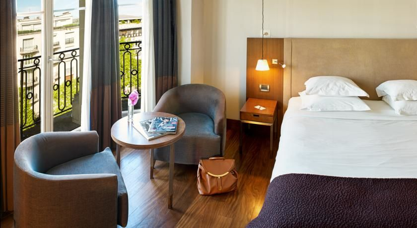 Radisson Blu Hotel Champs Elysees **** 35