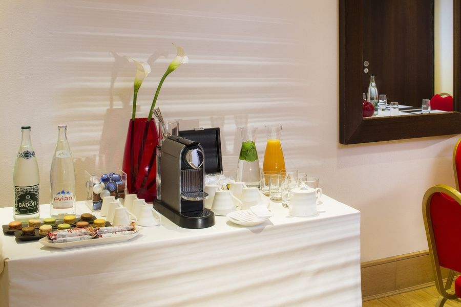 Radisson Blu Hotel Champs Elysees **** Buffet séminaire