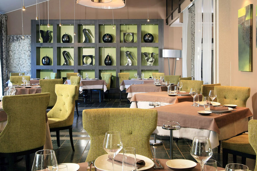 Mercure Brignoles Golf de Barbaroux Hotel *** Restaurant