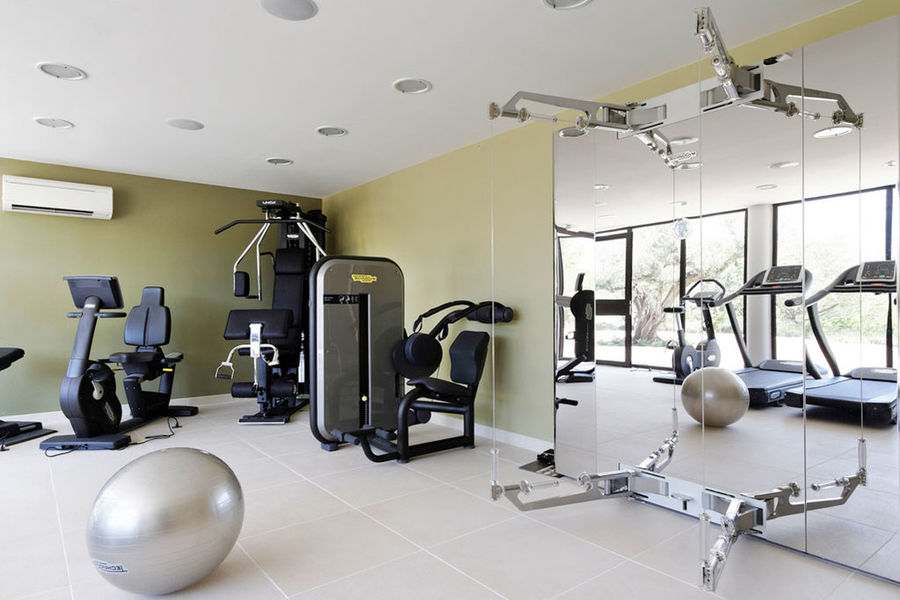 Mercure Brignoles Golf de Barbaroux Hotel *** Salle de fitness