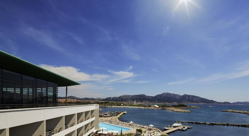 Pullman Marseille Palm Beach **** 5