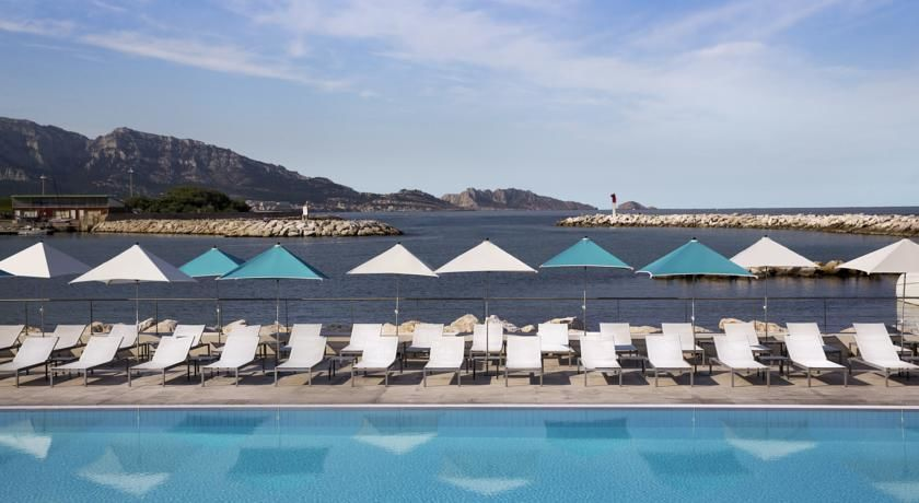 Pullman Marseille Palm Beach **** 13