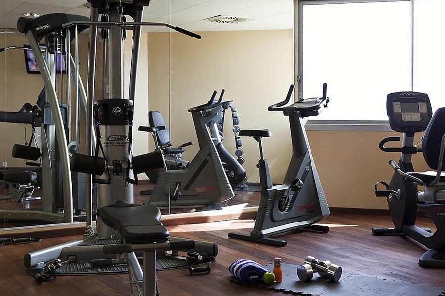 Pullman Marseille Palm Beach **** Salle de fitness
