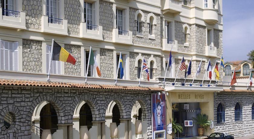 Hôtel Belles Rives ***** 2