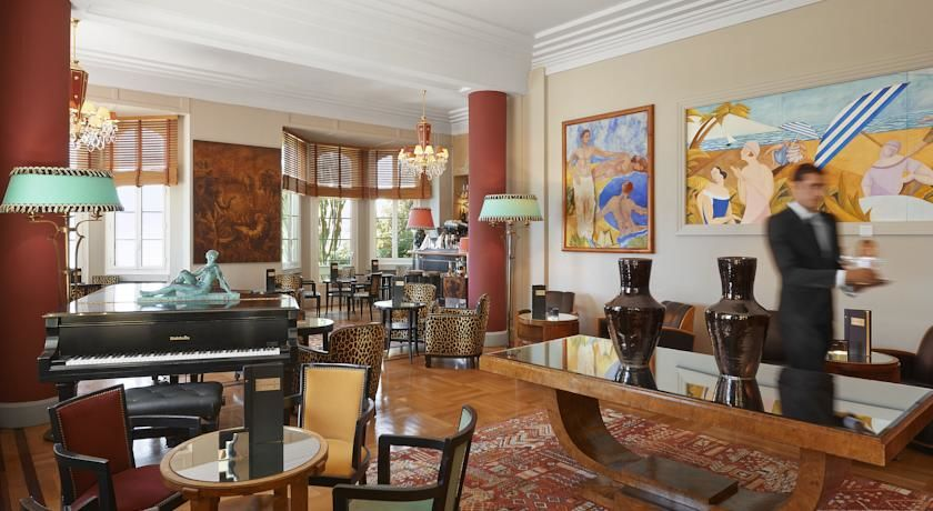 Hôtel Belles Rives ***** 29