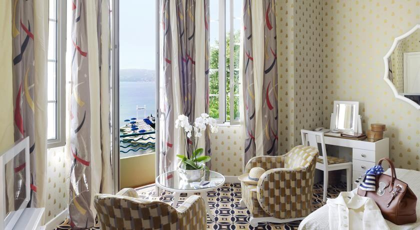 Hôtel Belles Rives ***** 35