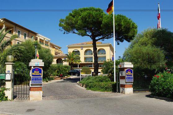 Salle séminaire  - Best Western Soleil et Jardin ****