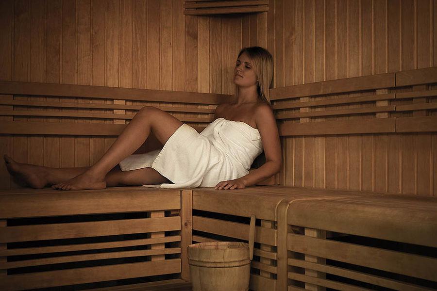 Pullman Marseille Provence **** Sauna