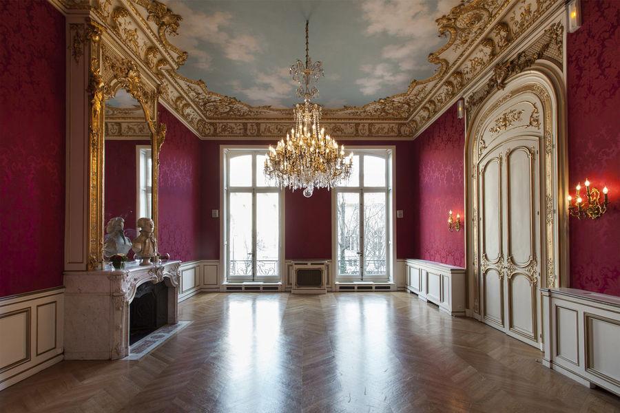 Les salons France Amériques Lafayette