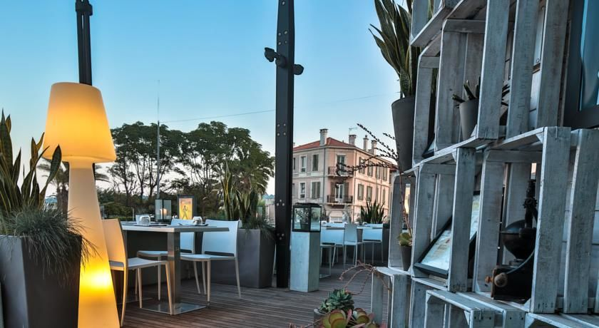 Hôtel Royal Antibes **** 20