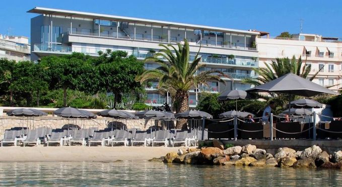 Salle séminaire  - Hôtel Royal Antibes ****