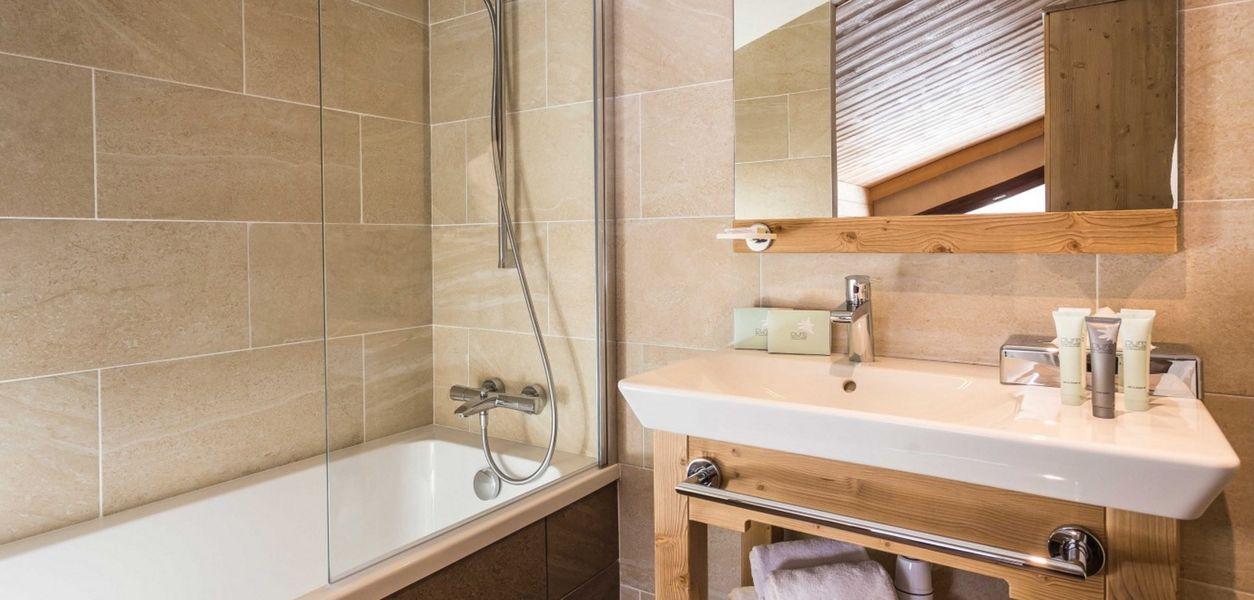 Hôtel & Spa Saint-Charles **** Salle de bain