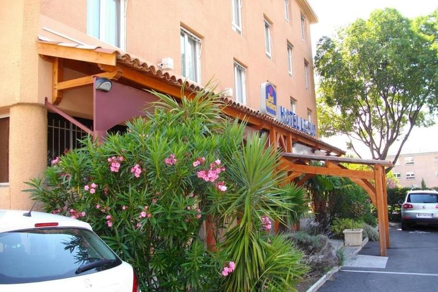 Best Western Hotel Le Sud *** 1