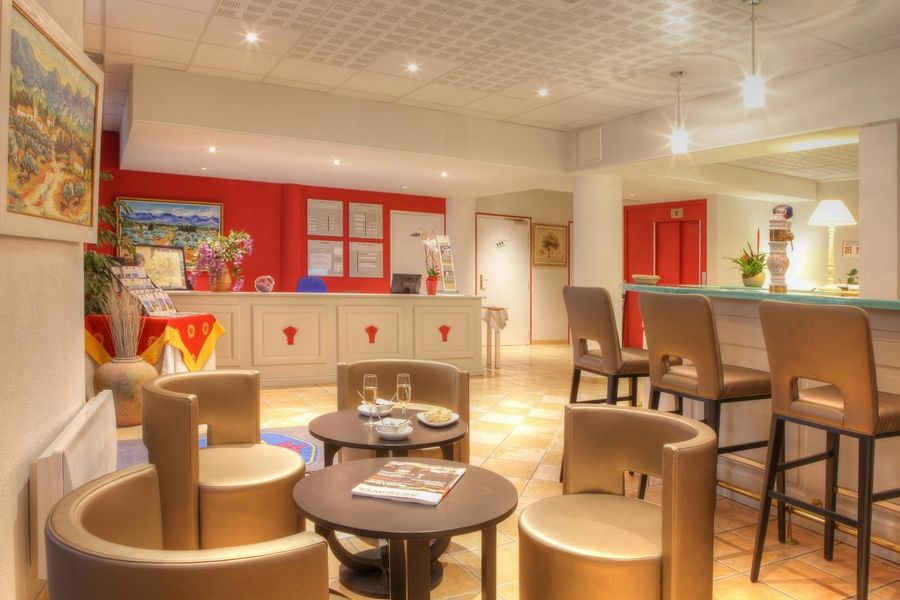 Best Western Hotel Le Sud *** 10