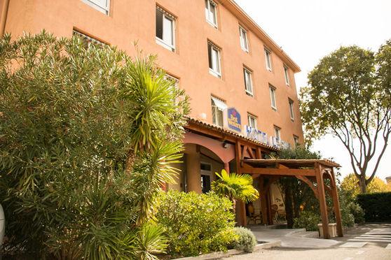 Salle séminaire  - Best Western Hôtel Le Sud ***