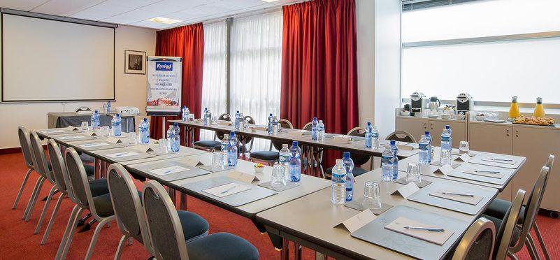 Salle séminaire  - Hôtel Kyriad Paris Bercy Village ***