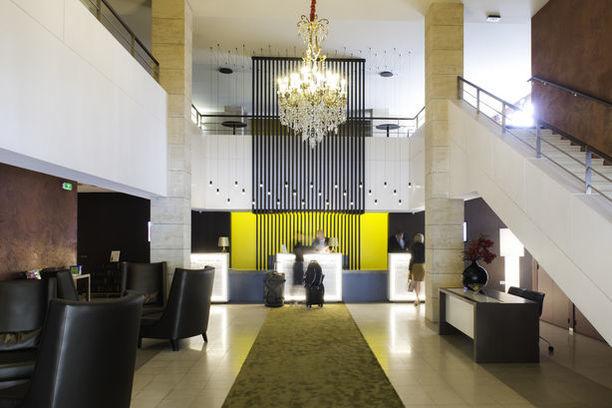 BEST WESTERN HOTEL DE LA PAIX **** 8