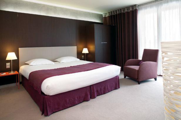 BEST WESTERN HOTEL DE LA PAIX **** 9