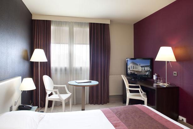 BEST WESTERN HOTEL DE LA PAIX **** 11