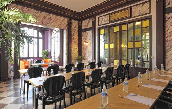 Salle séminaire  - Best Western Hotel Garden & Spa ***