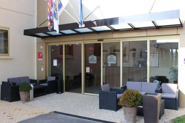 BEST WESTERN Hôtel des Barolles Lyon Sud *** 14
