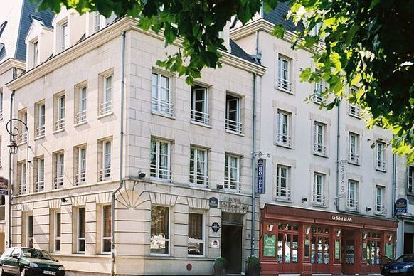 BEST WESTERN Hotel Les Beaux Arts **** 1