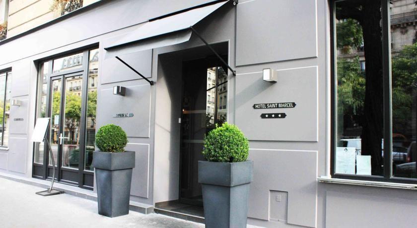 Hôtel Saint Marcel *** 1