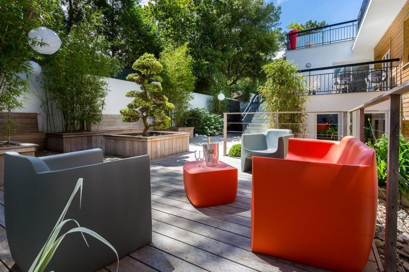 Best Western Hotel Garden & Spa *** Terrasse