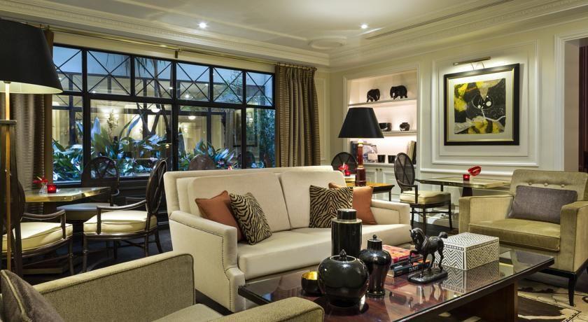 Hotel Francois 1er **** 1
