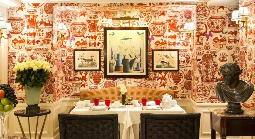 Hotel Francois 1er **** 10