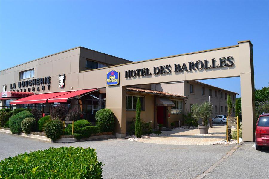 Best Western Hôtel des Barolles Lyon Sud *** 1