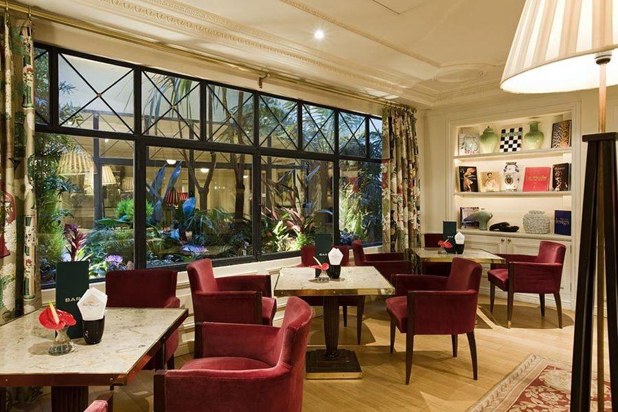 Hotel Francois 1er **** Restaurant