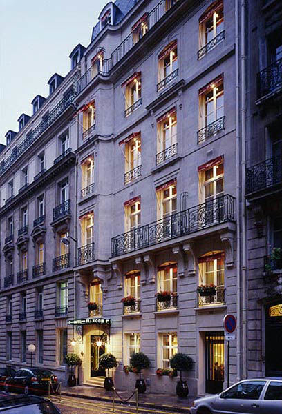 Hotel Francois 1er **** Façade