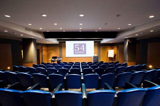 Salle séminaire  - 54 Laffitte Club Confair