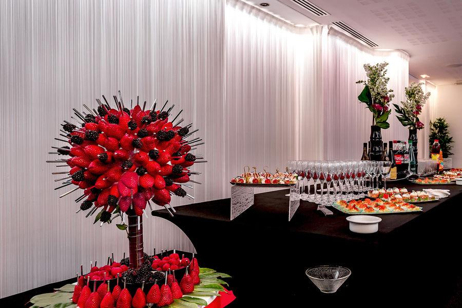 54 Laffitte Club Confair Proposition culinaire