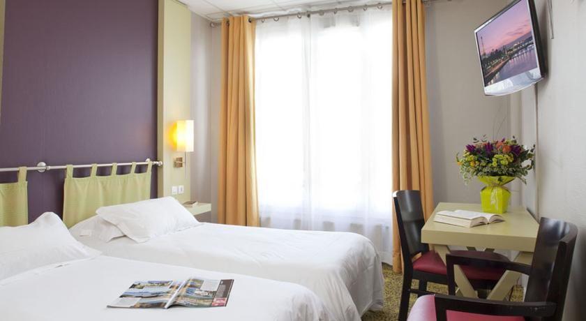 Hôtel Montparnasse Alésia *** 11